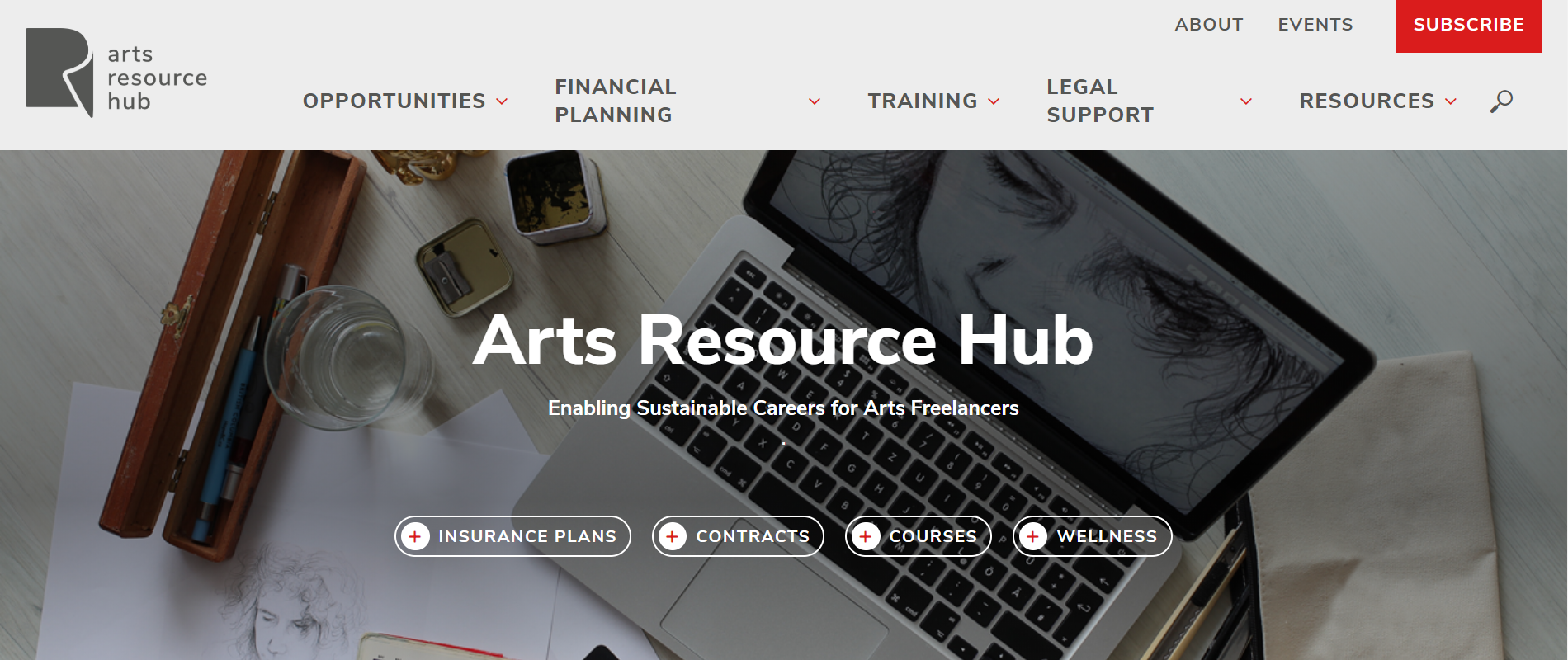 National Arts Council's Arts Resource Hub is Now Live