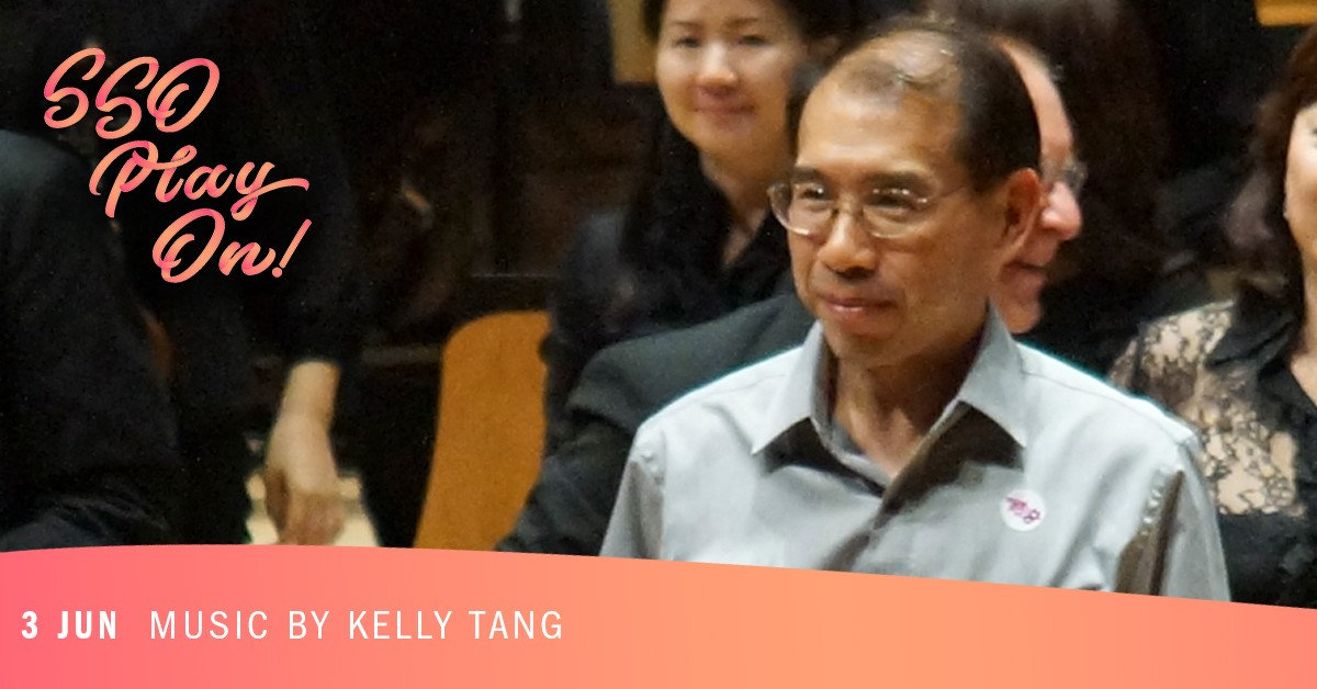 SSO Features Two Works by Kelly Tang
