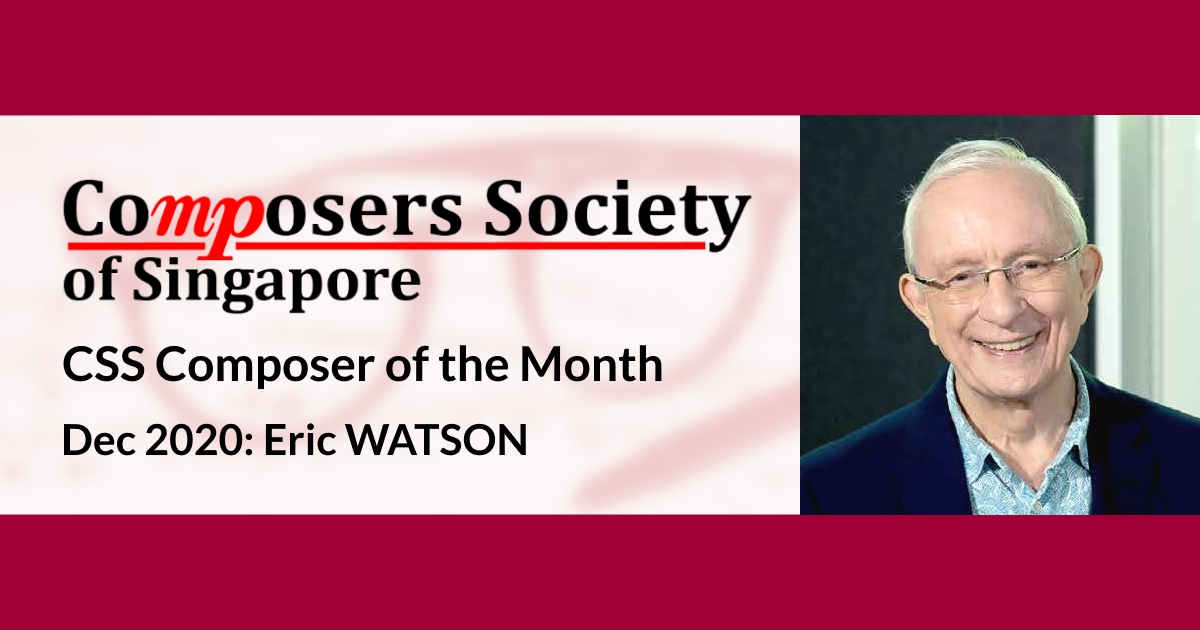 CSS Composer of the Month for Dec 2020: Eric WATSON